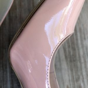 SJP by Sarah Jessica Parker Shoes - SJP Fawn Patent Leather Pointy Toe Pumps